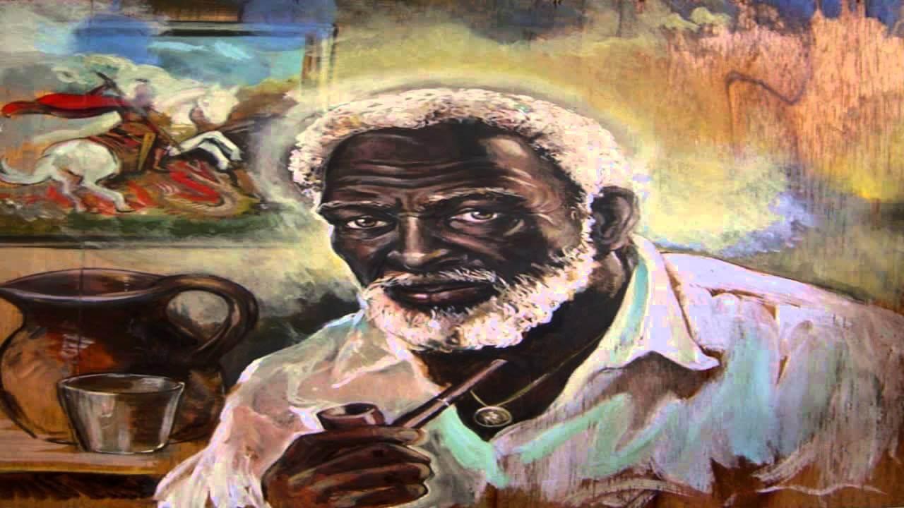 Mensagem de Pai Tomé de Angola