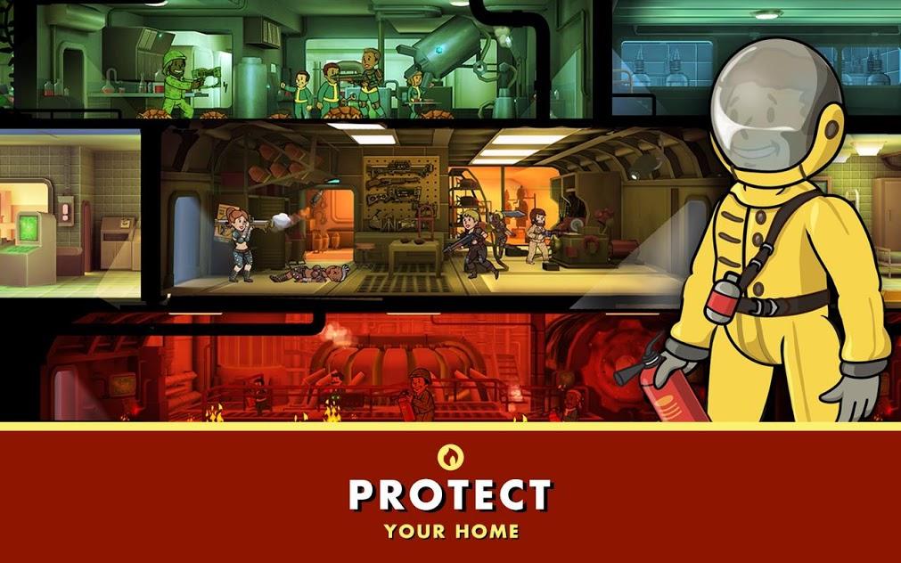 Fallout Shelter MOD APK - AndroidGamez