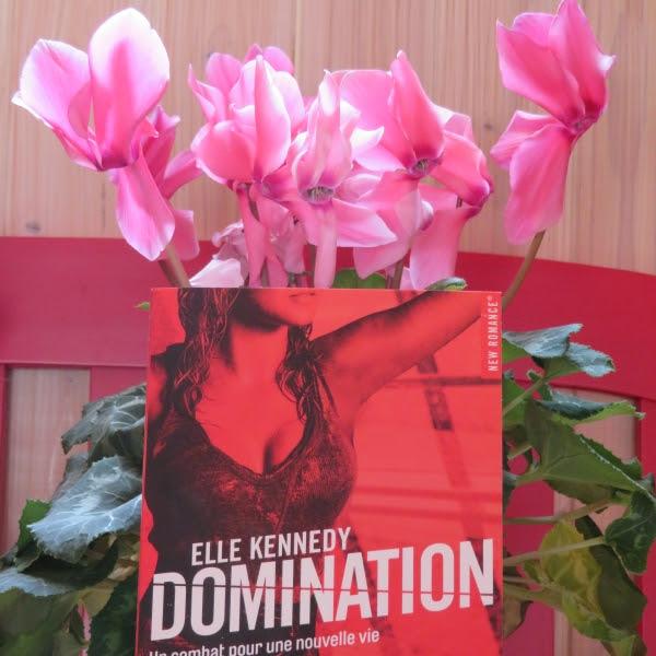 Les insurgés, tome 3 : Domination de Elle Kennedy