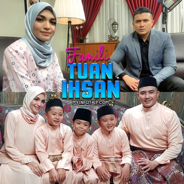 Famili Tuan Ihsan