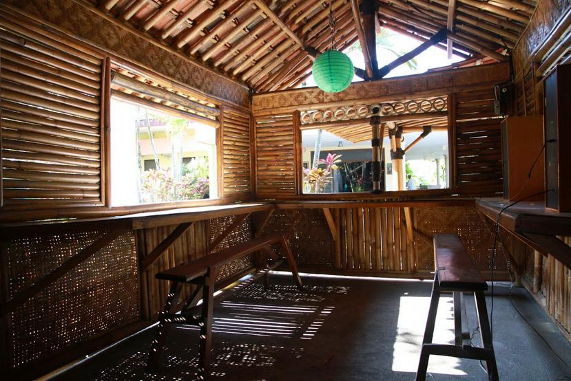 Contoh Desain  Gambar Cafe Warung  Kopi  Dari  Bambu  Terbaru