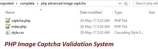 php image captcha