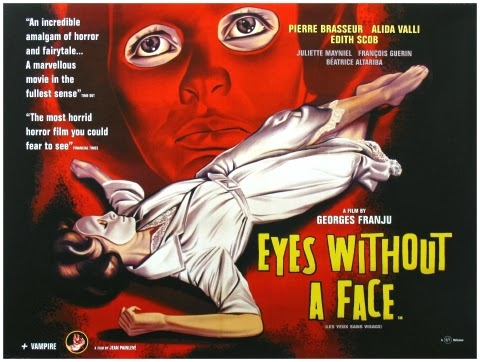 Poster - Eyes without a Face (1960)