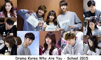 Korea Who Are You School 2015