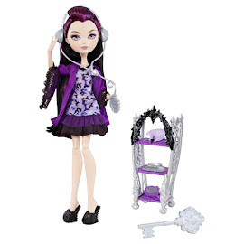 EAH Getting Fairest Raven Queen Doll