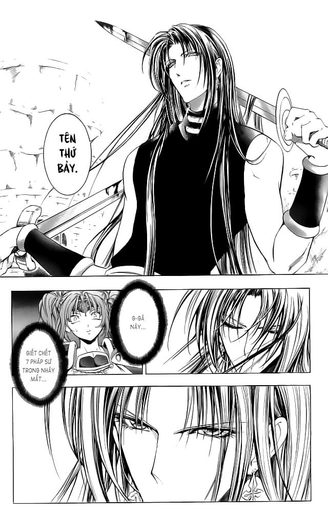 Fire Emblem - Hasha no Tsurugi chap 030 trang 21