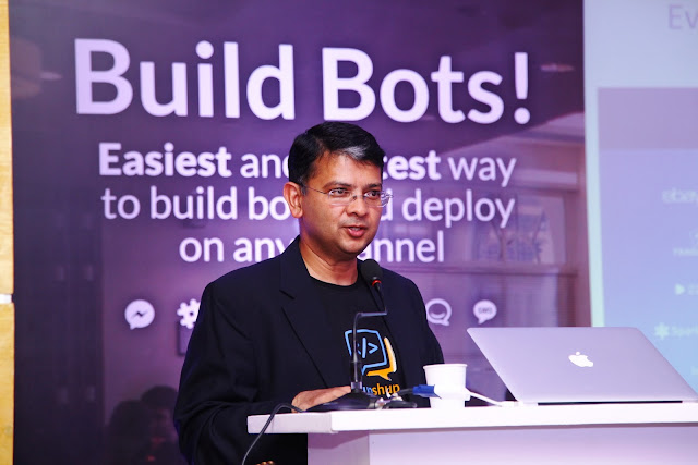 Gupshup brings the bot revolution to India with the launch of its bot building platform