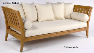 sofa jati