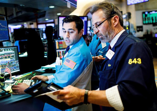 Wall Street abre con ganancias y el Dow Jones sube un 0,55 %