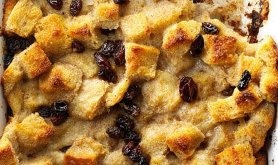 Puding Roti Mentega adalah salah satu menu kesukaan mendiang Putri Diana semasa hidupnya. Gambar dari Taste Of Home