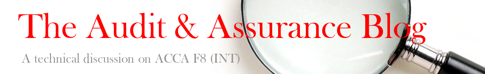 Audit – Solutions for Chapter 2