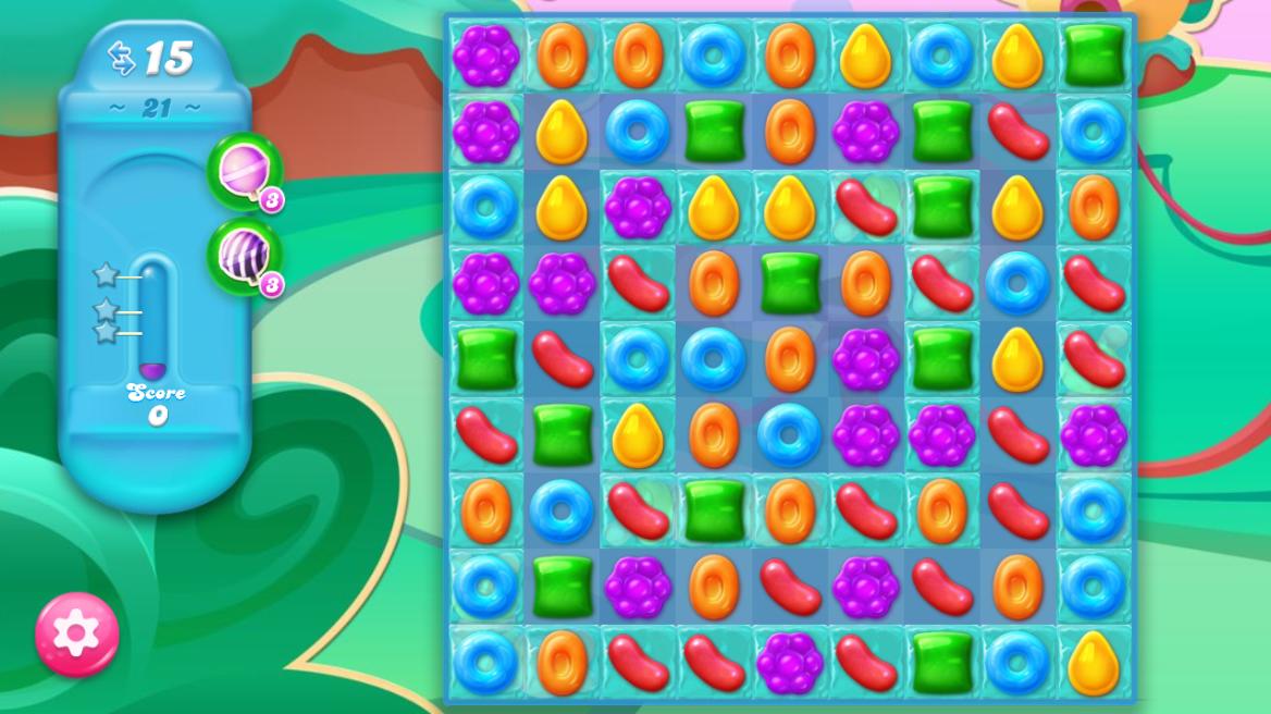 Candy Crush Jelly Saga 21