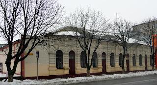 Павлоград. Ул. Центральная, 49. Дом культуры