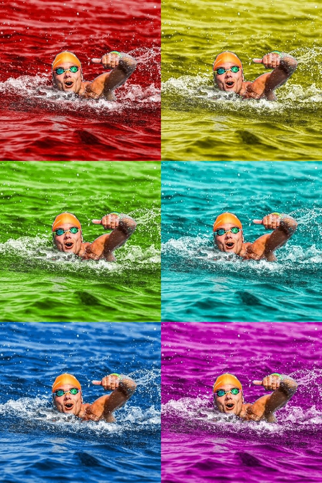 Color Slicing Using Hsv Color Space Image Processing