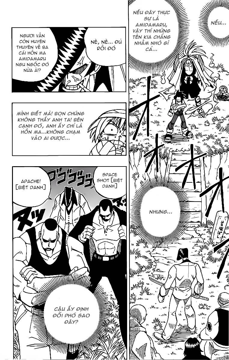 Shaman King [Vua pháp thuật] chap 1 trang 45