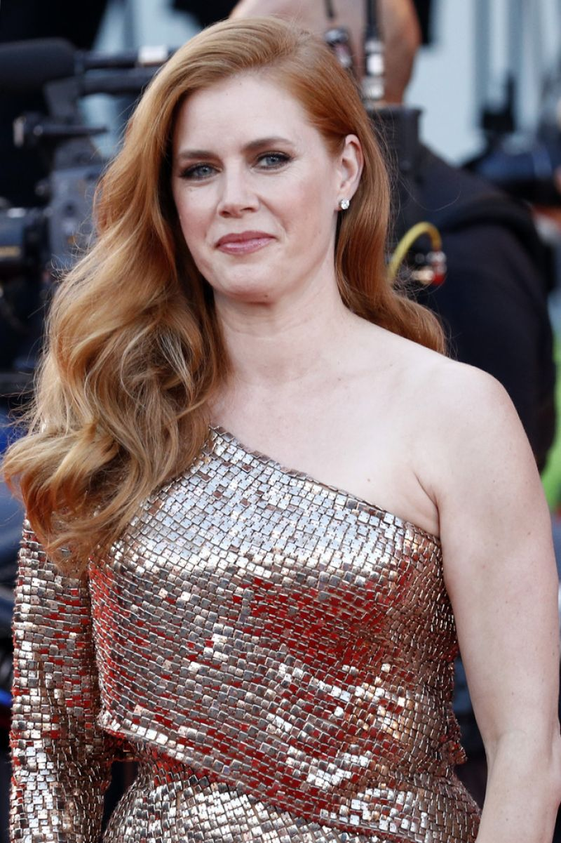 Full HD Photos of Amy Adams At Noctrunal Animals Premiere At 2016 Venice Film Festival 2016