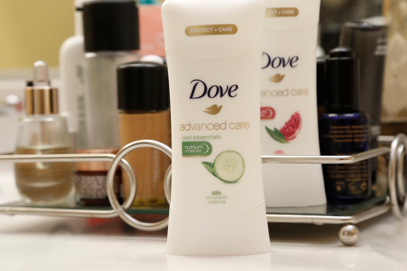 Dove Advanced Care Antiperspirant, www.jadore-fashion.com