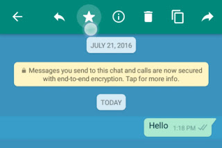 Tips and tricks for whatsapp
