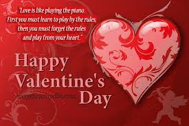 Valentines Day Quotes 2016 for Friends