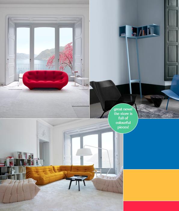 ligne roset lighting giveaway bright bazaar by will taylor. Black Bedroom Furniture Sets. Home Design Ideas