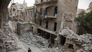 Rusia suspende operaciones militares en Alepo, Siria