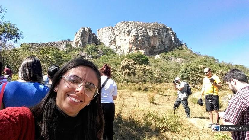 Serra do Lenheiro em São João del Rei - II Encontro de Inverno de Blogueiros de Viagem