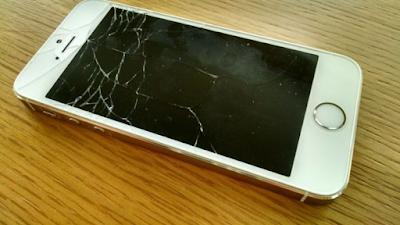 Thay mat kinh iphone 5s