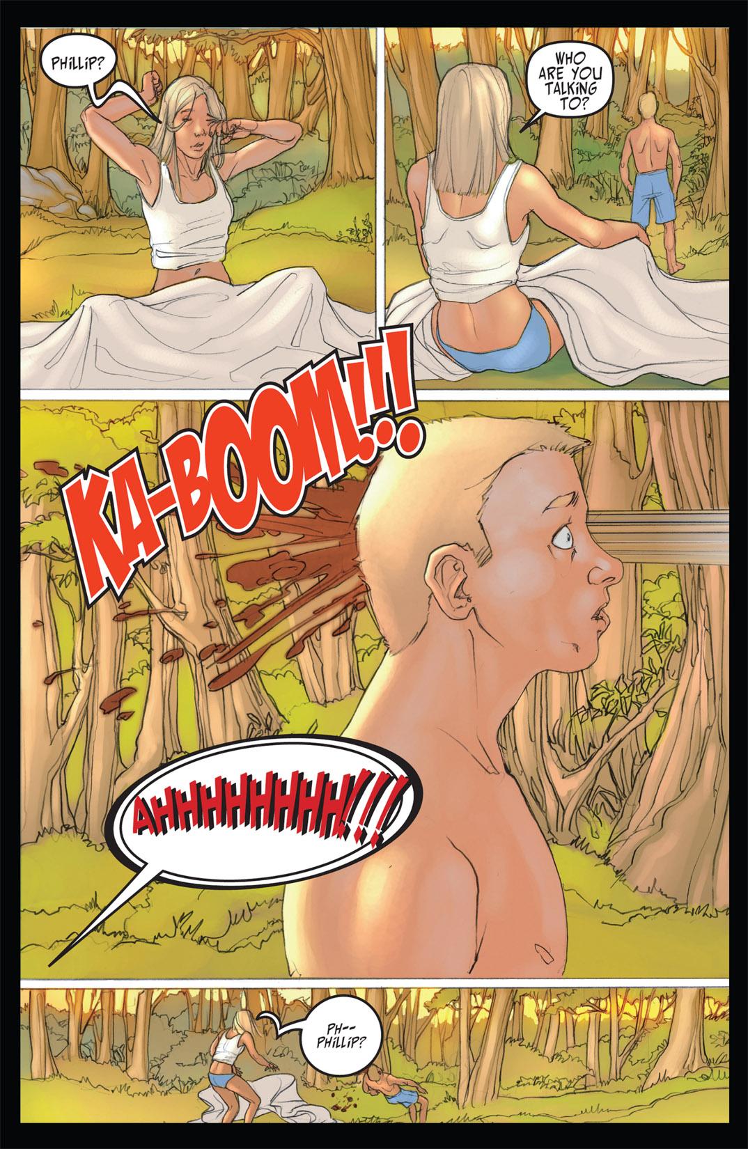Read online Nightmare World comic -  Issue # Vol. 1 Thirteen Tales of Terror - 51