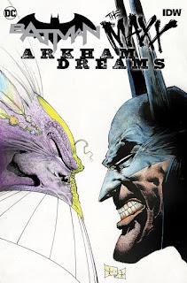 IDW Batman The Maxx Arkham Dreams comic book