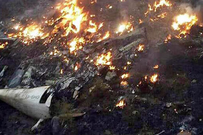 PIA PK-661 No Survivors, Aircraft Crashes Near Abbottbad (1)