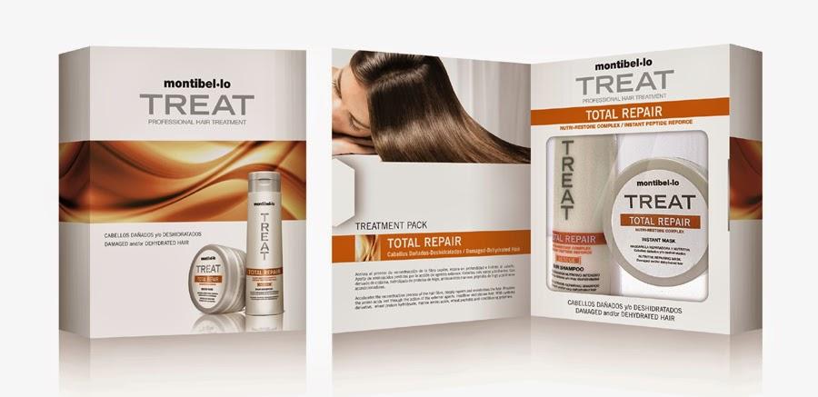 Treat Total Repair de Montibel-lo: Salva tu cabello de los estragos del verano - Blog de Belleza Cosmetica que Si Funciona
