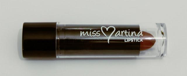 Miss Martina Pintalabios Rojo oscuro