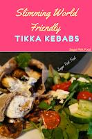 Slimming world chicken tikka kebabs recipe