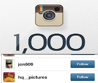 free 1000 followers likes on instagram fast instantly
