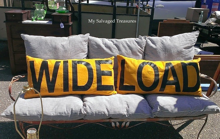 wide load pillows