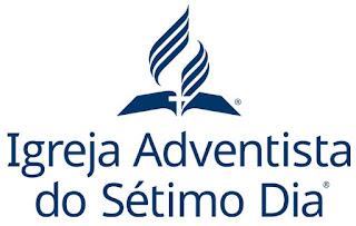 Logo IASD oficial com texto abaixo