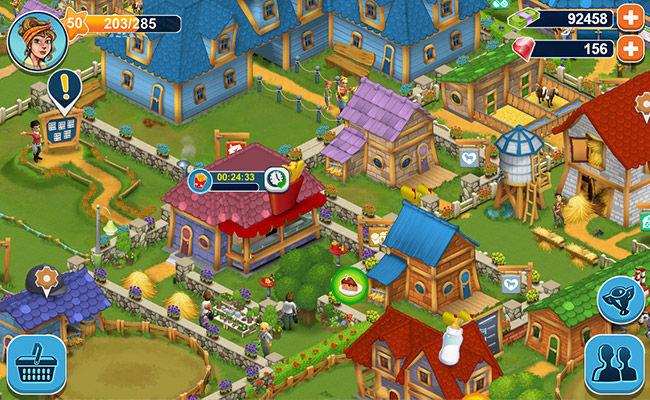 Horse Farm Image du Jeu