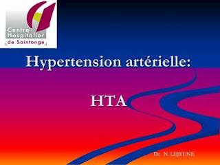 Hypertension artérielle: HTA .pdf