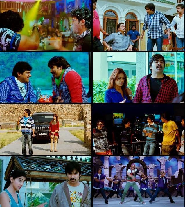 Don Seenu 2010 UNCUT Dual Audio Hindi 480p BluRay