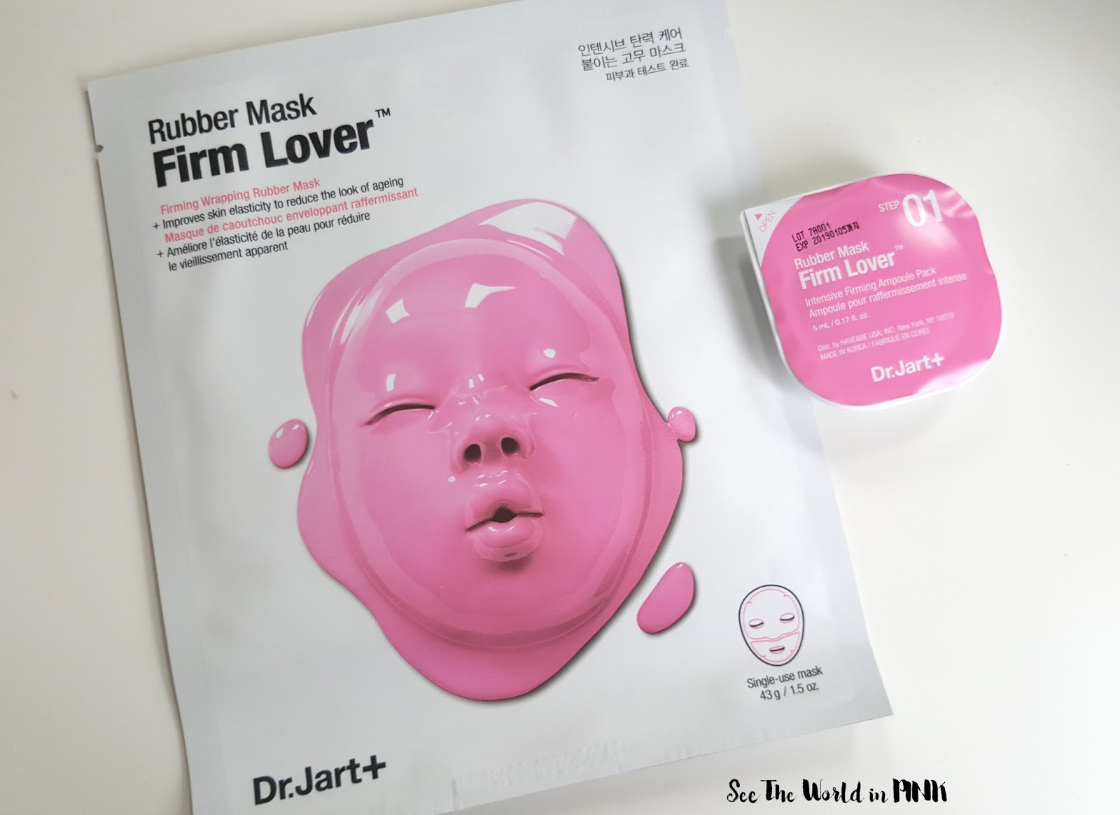 Dr. Jart+ Firm Lover Rubber Mask Review