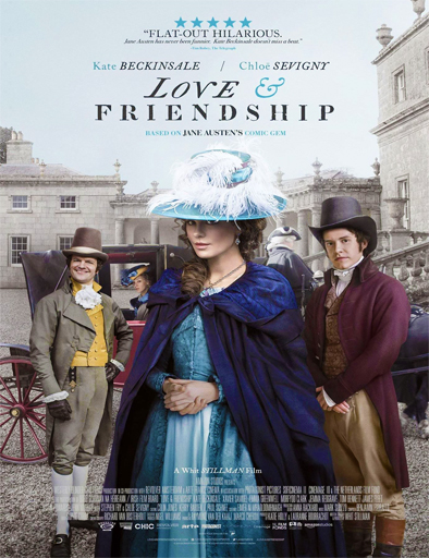 Ver Love and Friendship (2016) Online