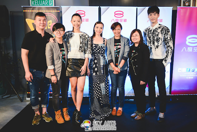 The important people behind 我要做MODEL I Wanna Be A Model 2016