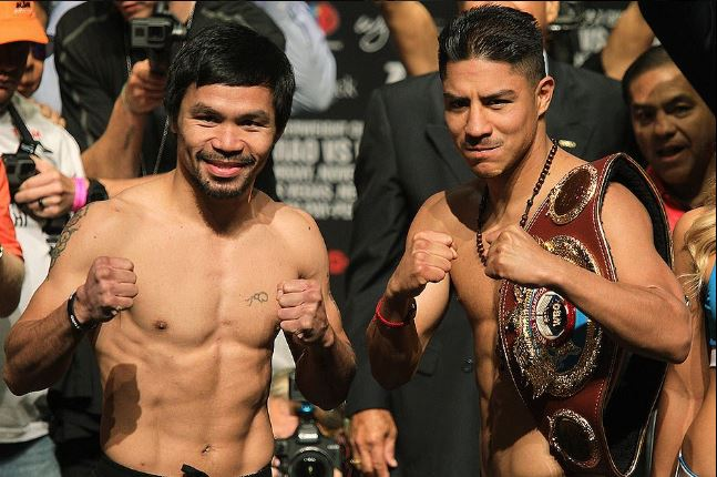 Pacquiao vs Vargas Fight Results