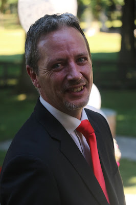 Fabio Boselli, direttore di sala del Castello dei Solaro