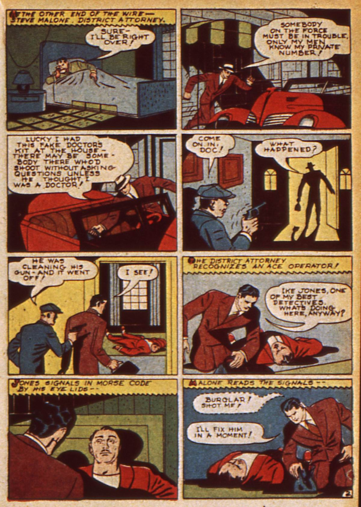 Read online Detective Comics (1937) comic -  Issue #47 - 45