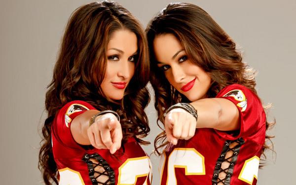 Adams Wrestling: Bella Twins Leaving WWE