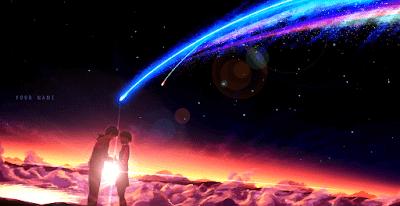 "Kimi no Na wa | Your name HD (movie ost ""Sparkle"") [Wallpaper Engine Anime]"