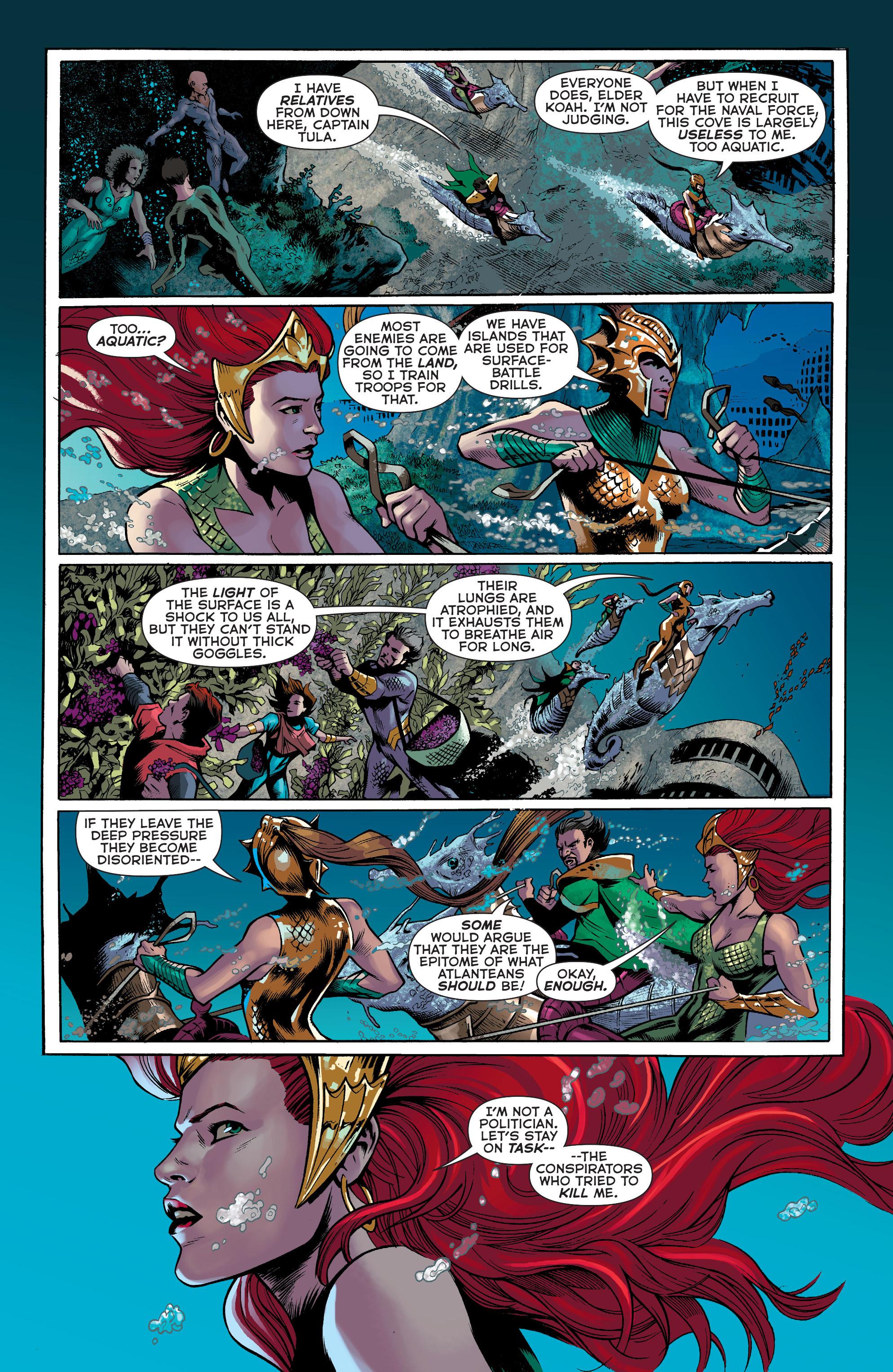 Read online Aquaman (2011) comic -  Issue #31 - 9