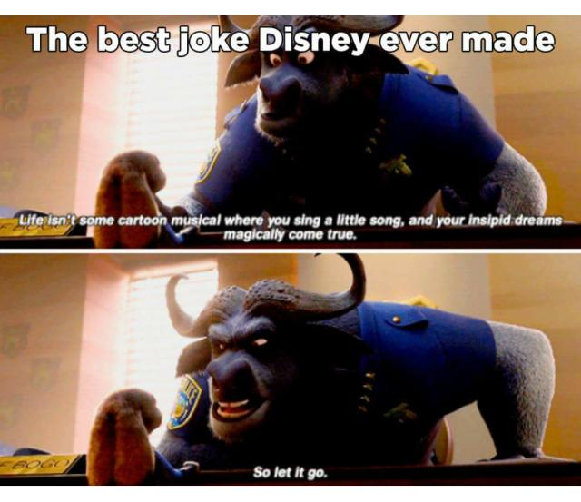 29 Hilarious Disney Memes That Will Ruin Your ChildHood.