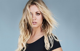 Kaley Cuoco obsessed with dirt biking